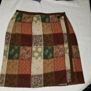 The Limited wrap around vintage skirt